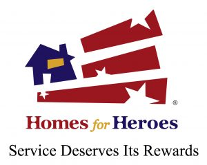 Homes for Heroes & Hero Rewards in Buying and Selling Home